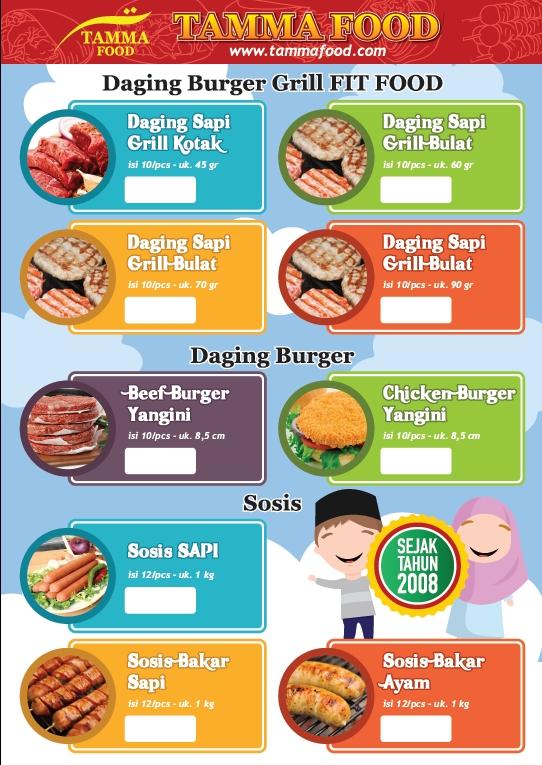 varian grill daging