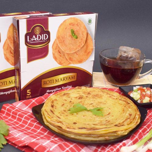 Roti Maryam Ladid